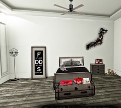 Redecorating (Anjelyc Morales) Tags: post secondlife eod lame af cp trompeloeil newrelease freebies thenest slblog applefall themensdepartment cheekypea endofdaze fameshed thedomineauxeffect meshdecor