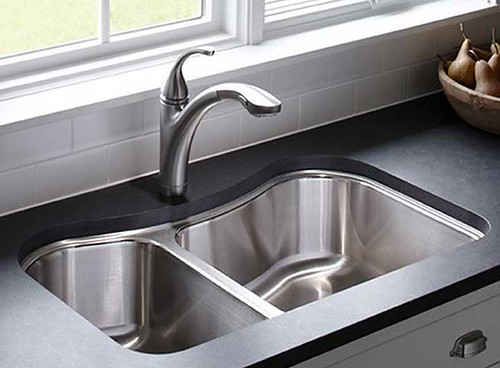 How To Put A New Kitchen Faucet In