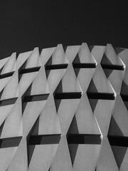 Abstract Office (greg kear2012) Tags: usa white abstract black office nj trenton