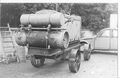 Compresseur I-R ancien . 2 (tarvis648) Tags: old history vintage ir technology antique science transportation machines compressor ingersollrand compressors compresseurs