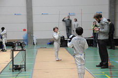 fencing11 (Tsirah) Tags: brussels sport belgium belgique foil bruxelles competition tournament sabre fencing escrime tournoi damocles