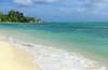 DSC_2763s La Digue, Seychelles: Anse Union Looking Towards Anse Source d'Argent (wanderlust  traveler) Tags: ocean africa blue sea panorama nature landscape island rocks paradise palmtree tropical seychelles ladigue torquoise