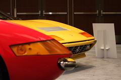 Ferrari 512BB + Ferrari 365 GTB/4 Daytona (Shane's Stuff) Tags: auto show italy toronto ontario canada sports car performance ferrari canadian convention enzo 365 daytona supercar exotica exotics cais 512bb gtb4 hypercar cais13
