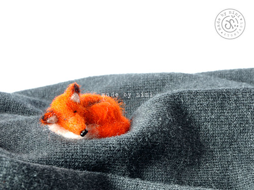 Sleeping Fox - III