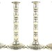 2040. Set of (4) Sterling Silver Candlesticks