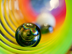 ballbokeh -Explored -no. 98 on 22-02-13. Thanks! (jimj0will) Tags: stilllife macro colors reflections toys colours dof bokeh balls explore round marbles slinky spheres tabletop circular spherical odc explored totw creativetabletopphotography jimj0will jimjowill asahisupertakumar55mmƒ18|2ndversion