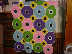 Octagon & Squares Throw Challenge by The Crochet Crowd (The Crochet Crowd) Tags: square spring squares crowd crochet mikey blanket afghan redheart challenge throw octagon freepattern 2013 freecrochetpattern crochettutorial thecrochetcrowd crochetcrowd octogonsquareafghan