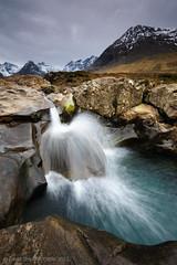 Spout & Splash (Dave Kiddle) Tags: mountain skye scotland isleofskye fairy pools splash spout kiddle fairypools davekiddle davekiddlephotography