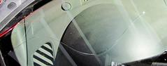 Windshield Crack (sjrankin) Tags: car edited crack windshield dangit 23february2013