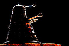 RIP Dalek Master (fstop186) Tags: fiction portrait monster robot model who dr machine evil icon science bbc planet scifi drwho raymond dalek exterminate cusick canonef24105mmf4lisusm