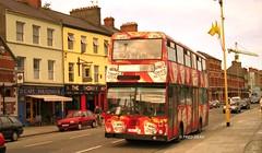 Bus Eireann KD184 (184JZL). (Fred Dean Jnr) Tags: bus cork doubledecker bombardier august1998 heinztomatoketchup buseireann alloverad kd184 buseireannroute208 184jzl lancasterquaycork