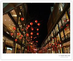 信義區的燈籠 (Ache_Hsieh) Tags: travel year chinese taiwan olympus 101 taipei 信義區 e500 1454mm2835