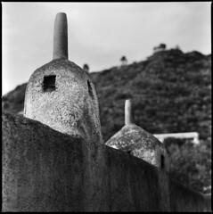 Smurf village (Marcello Pasini) Tags: