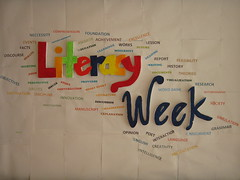 Literacy Week in School (cess044) Tags: city school colors canon children point is shoot metro weekend board philippines letters powershot manila pointandshoot amateur bulletin quezon beginner quezoncity metromanila 2013 a3300