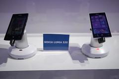 MWC Barcelona 2013 - Nokia Lumia 520
