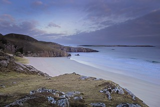 Ceannabeinne Beach Morning