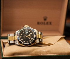 Rolex (FatPigs) Tags: watch rolex submariner folex