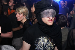Return of Blitz (iheartberlin) Tags: party berlin synth blitz newromantics iheartberlin binuu