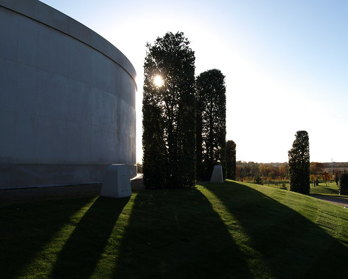 The National Memorial Arboretum - shadows