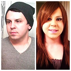 B and A (M2F Transformations) Tags: