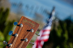 Make'm Like They Used To [Explore] (tacoma290) Tags: trees golden bay nikon martin bokeh guitar flag hobby era acoustic 2009 1934 goldenera commencementbay d18ge martind18ge makeemliketheyusedto toomanyhobbies explore09mar13