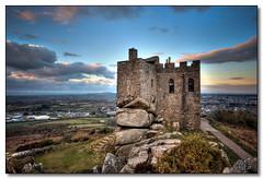Carn Brea Castle (rjt208) Tags: england southwest castle stone restaurant cornwall historic granite 14thcentury cornish listedbuilding redruth kernow carnbrea gradeii rjt208 mygearandme