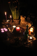 Earth Hour 2013 (auzgos) Tags: vegetables dinner candles sweden vegetarian meatfree earthhour earthhour2013 lindamccartneyfoods