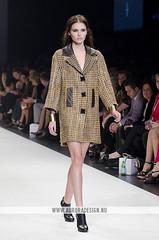 LMFF 2013 - R5 Harper's Bazaar - Easton Pearson (Naomi Rahim (thanks for 5 million visits)) Tags: fashion check coat australia melbourne jacket docklands runway aw tweed fashionweek harpersbazaar 2013 lmff lorealmelbournefashionfestival eastonpearson runway5 naomirahim