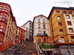 Miguel Unamuno Plaza (Cristina Rhode) Tags: bilbao zb bizkaia euskalherria euskadi bilbo basquecountry