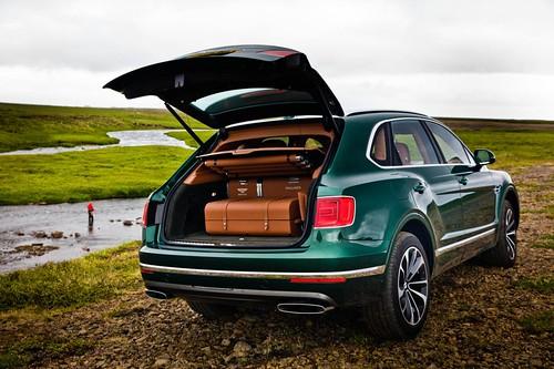 Bentley Bentayga от Mulliner