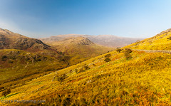 Llanberis Pass in Snowdonia National Park  - Beddgelert, Gwynedd, Wales, UK (Paul Diming) Tags: pauldiming unitedkingdom beddgelert landscape dailyphoto snowdonianationalpark parks greatbritain park a498 northernwales d5000 wales uk gwynedd gb