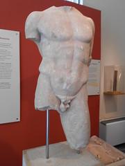 statua del Doriforo, copia del I sec prima C,  Policleto, Messene (Pivari.com) Tags: statuadeldoriforo copiadelisecprimac policleto messene