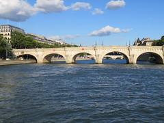 France - Paris - River Seine boat trip - Pont Neuf (JulesFoto) Tags: france paris riverseine pontneuf