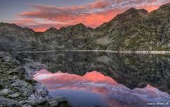lac migouelou lever de soleil (Ni Colas Ni pasta) Tags: pyrnes montagne lac lever de soleil france eau