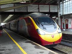 390141 at Preston (22/8/16) (*ECMLexpress*) Tags: virgin trains west coast class 390 pendolino emu 390141 preston wcml