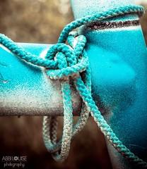 Macro Bicycle & Rope Shot (Abbi Louise Photography) Tags: bicycle nikon1855mm nikon1855kitlens kitlens 1855mm bokeh closeup macro rope