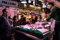 Fish Fresh Fish (pietro86d) Tags: barcellona barcelona spain espana spagna rambla larambla oldtown bouqueria labouqueria boqueria laboqueria raval mercado fish pesce pesci fishes market mercato