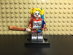 "Moc lego Suicide Squad ""Harley Quinn"" #Suicidesquad #HarleyQuinn (LMA Customs) Tags: badguy dcvillain villain legosuperheroes dc suicidesquad harleyquinn"