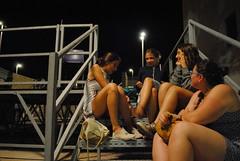Paese che vai, scalini che trovi (giulbi1) Tags: san vincenzo vacanze amiche scalini pausa gambe