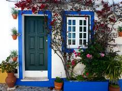 Fachada de Terena (John LaMotte) Tags: fachada fenêtre puerta porta door portugal infinitexposure terena alentejo ilustrarportugal