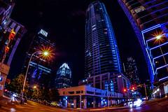 Austin_26 (allen ramlow) Tags: night long exposure colorful tripod sony a6000 austin texas austonian street building architecture urban city electric electrifying