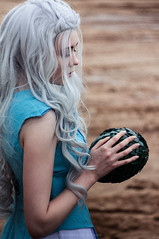 Daenerys (re-l_mair) Tags: girl beautiful cosplay thegameofthrones fantasy hair people canon outdoor eos7d