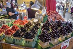 Fresh local berries (_32_6449) ([Rossco]:[www.rgstrachan.com]) Tags: britishcolumbia canada falsecreek falsecreekferries granvilleisland holiday mumanddad publicmarket vacation vancouver watertaxi