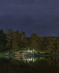 800_7773 Ferndale 2 (snolic...linda) Tags: arkansas 501 littlerock ferndale night reflections lake