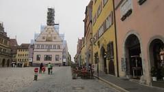 Marktplatz (Simone on Vacation) Tags: europe germany rothenburg