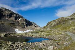 IMG_2259 Middyr på Haukelifjell (JarleB) Tags: haukelifjell røldal fjell høyfjellet hardanger hordaland water tur fjelltur høst autumn september middyr ulevå haukeliseter haukeli mountain