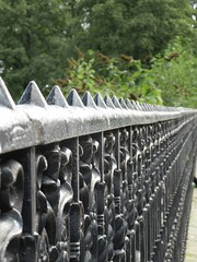 Railings (rbjag71) Tags: railings fence glasgow canonpowershot sx610hs