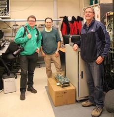 Corellator lab (Tomek Mrugalski) Tags: alma astronomy atacama chile facility operation osf radioastronomy support