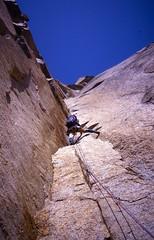 (andywalker1) Tags: andrewwalker americandirect dru petitdru chamonix alps alpineclimbing