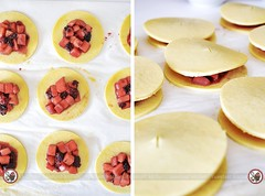 Blappleberry Hand Pies (jamieanne) Tags: blappleberry apple blackberry blappleberrypie applepie blackberrypie handpie pie pies homemade baking